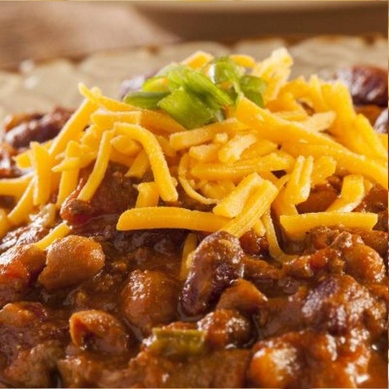 Texas Tailgate Chili